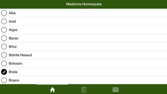 Medicina Homeopata screenshot 4
