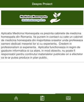 Medicina Homeopata screenshot 2