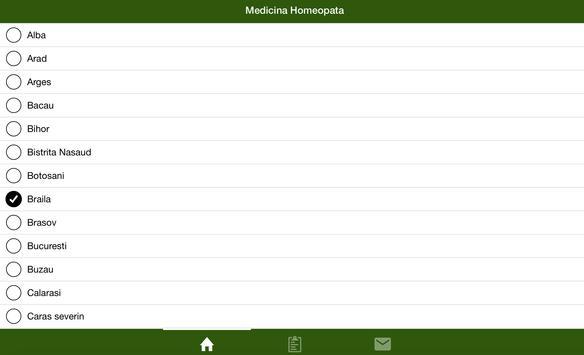 Medicina Homeopata screenshot 3