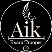 Aik - Exam Trooper #Ssc Railway GK, Free Mock Test icon