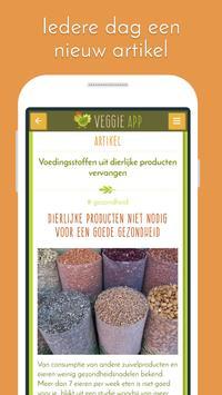Veggie App screenshot 8