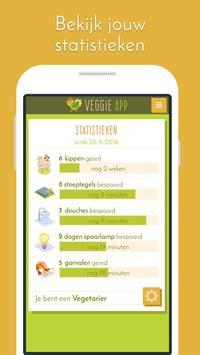 Veggie App screenshot 1
