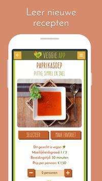 Veggie App screenshot 2