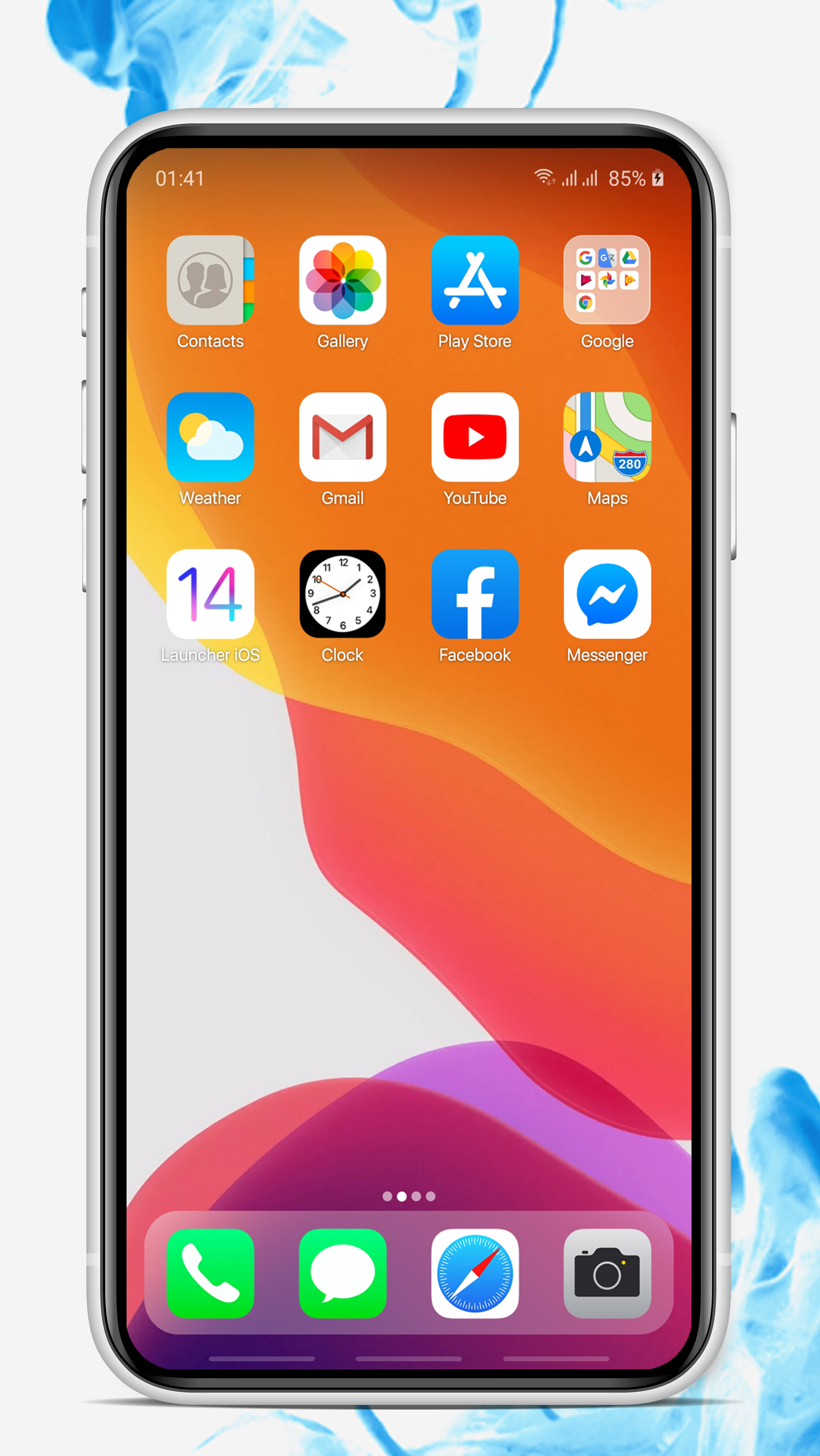 Launcher iOS 14 APK 2.0 Download for Android – Download ...