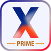 X Launcher Prime: With OS Style Theme & No Ads ícone