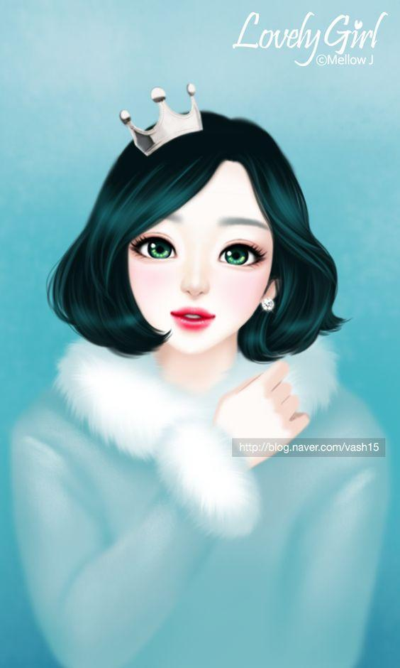 Cute Anime Girl Wallpapers For Android Apk Download