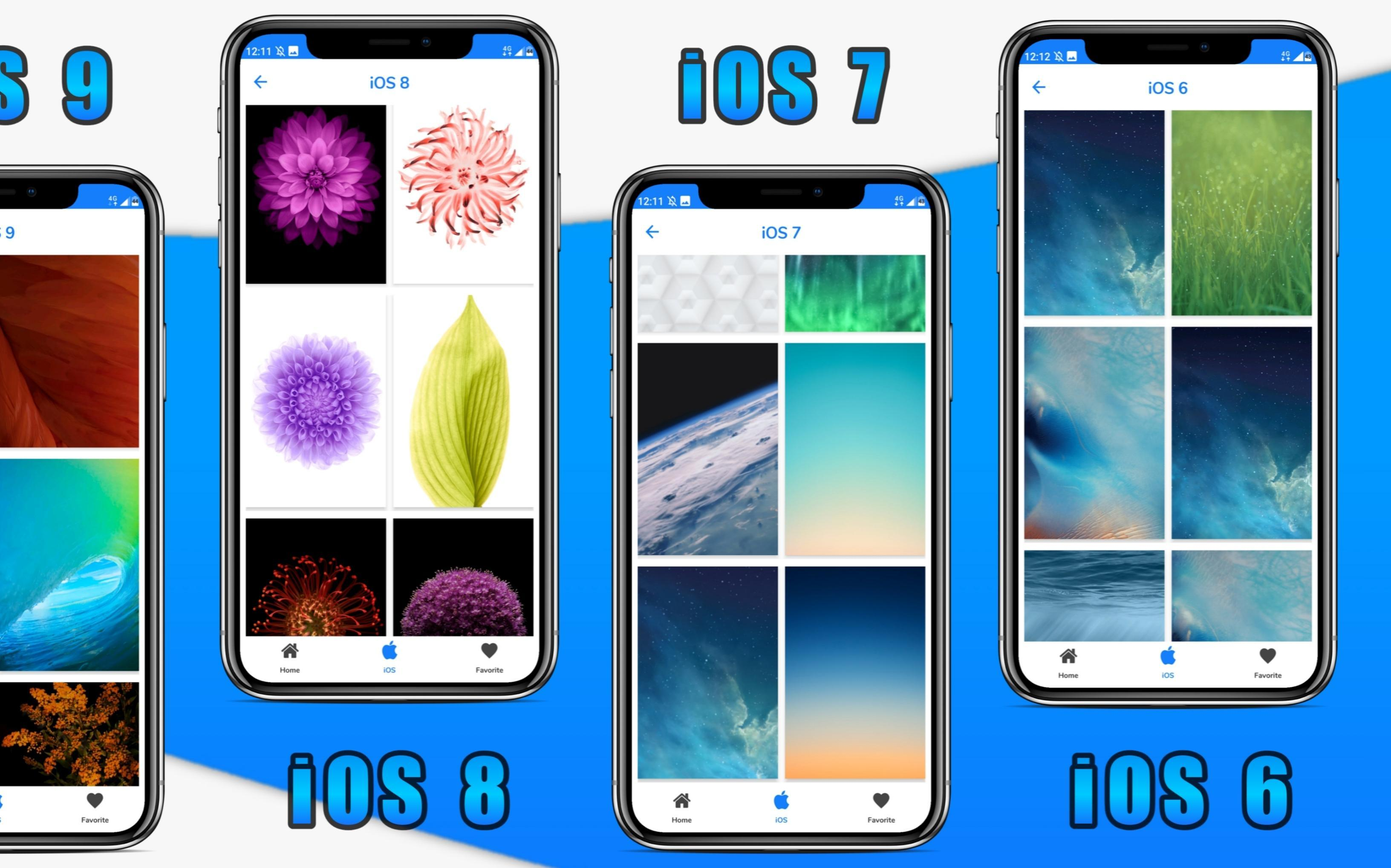 Ios 13 Wallpapers All Time Ios Walls Collections For
