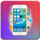 Launcher For iphone 8 - iOS Launcher 13 APK Android
