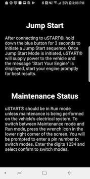 uSTART ® screenshot 2