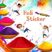 Holi Sticker For WP icon