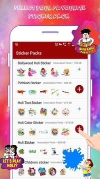 Holi Sticker For WP screenshot 4