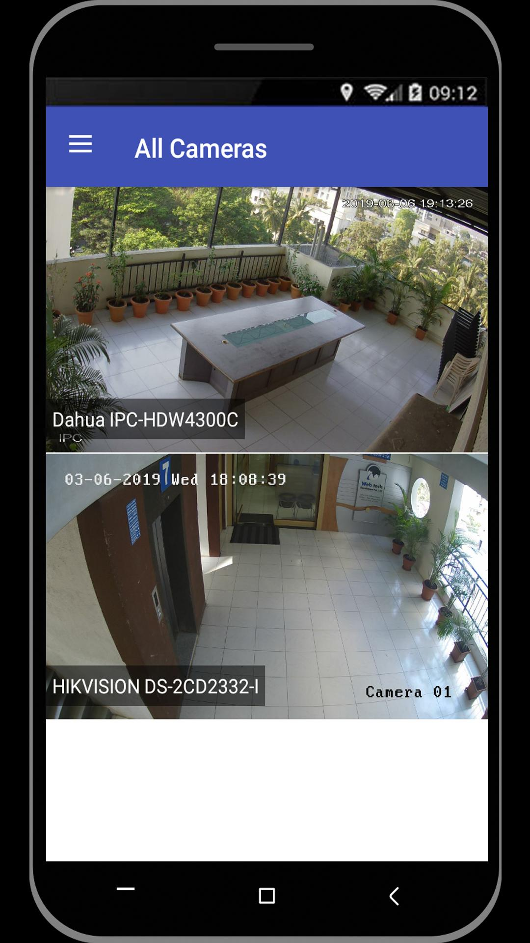 IP Camera Monitor for Android - APK Download