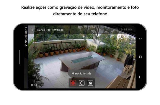 IP Camera Monitor imagem de tela 2