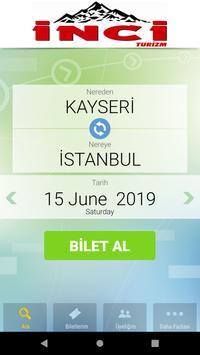 İnci Turizm poster