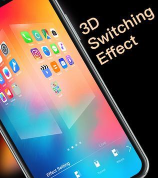 X Launcher Prime | Stylish OS Theme Phone X Max screenshot 14