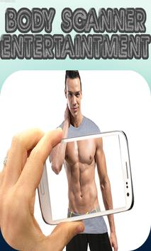 Body Scanner xray Real Camera Prank Entertaintment poster