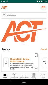 ACTech Event الملصق