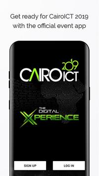Cairo ICT 2019 Plakat