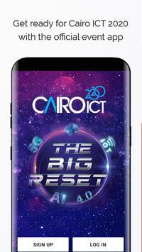 Cairo ICT 2020 海報