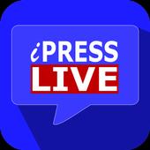iPress Live icon