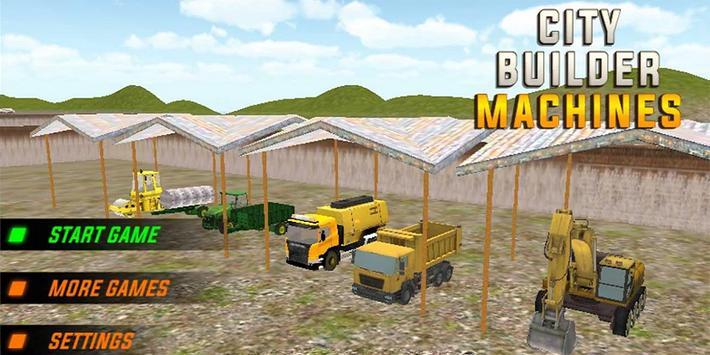 Truck Simulator : Construction screenshot 9