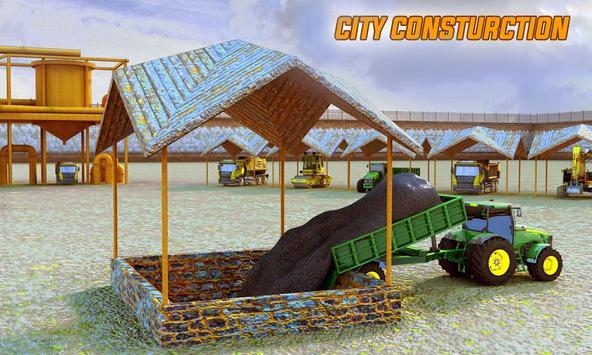 Truck Simulator : Construction screenshot 14