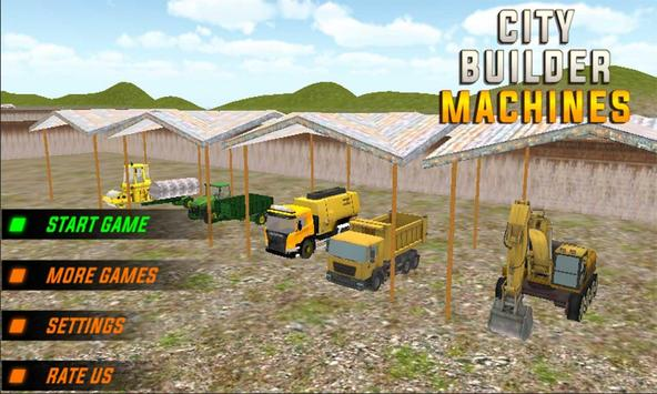 Truck Simulator : Construction screenshot 1