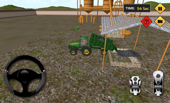 Truck Simulator : Construction screenshot 2