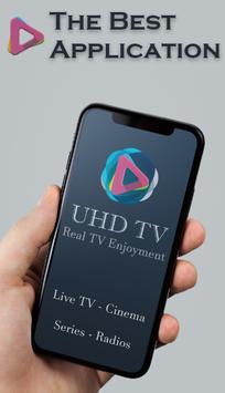 UHD IPTV Player Cartaz