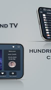 UHD IPTV Player imagem de tela 2
