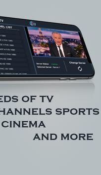 UHD IPTV Player imagem de tela 3