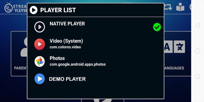IPTV Stream Player syot layar 6