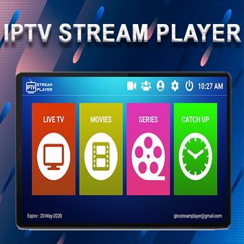 IPTV Stream Player syot layar 7