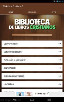 Biblioteca Libros Cristianos 2 скриншот 5