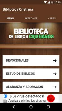 Biblioteca Libros Cristianos 2 скриншот 1