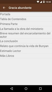 Biblioteca Libros Cristianos 2 скриншот 3