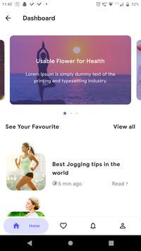 Prokit - Flutter App UI Kit screenshot 6