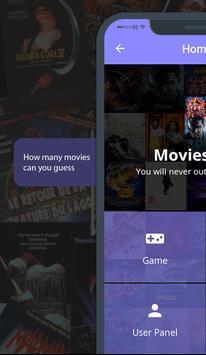 Movies - Quiz screenshot 1