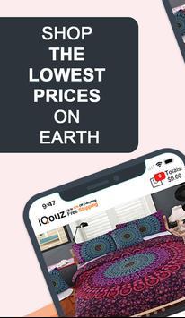 Shopping Online - Discount Deals - iQouz screenshot 1