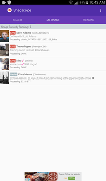 Snagscope screenshot 9