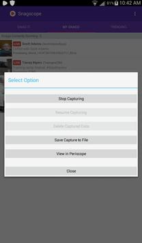 Snagscope screenshot 10