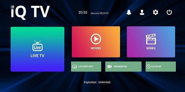 IQ TV for Android - APK Download