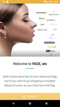 FACE, etc poster