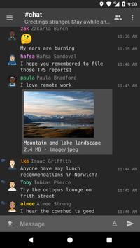 IRCCloud screenshot 2