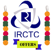 IRCTC Train Ticket Offers, Deals, Coupons, Track icon