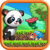 Fun Panda Runner icon