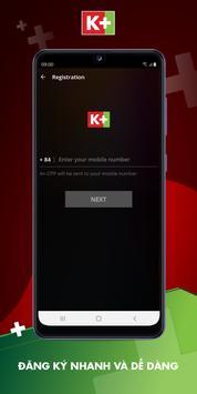K+ ảnh chụp màn hình 6