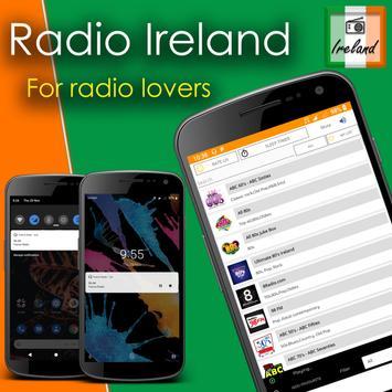 Irish Radio poster