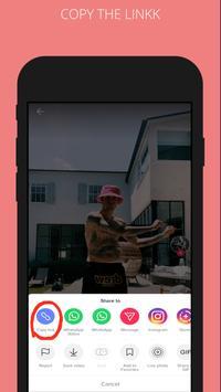 TikTok Video Downloader - Without Watermark screenshot 3