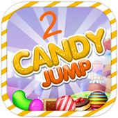 Candy jump 2 icon